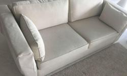 Custom made Sofa with Sofa-bed mechanism. Used but in