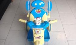 Cute blue baby tricycle for sale! * cute baby tricycle