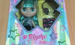 "CWC Takara Exclusive 12"" Neo Blythe Eclectic Super Idol"