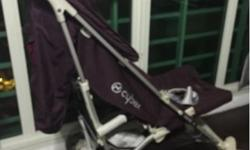 Condition: 8/10 Pre-loved stroller, used for 1 year