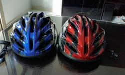 2 cycle helmets. Never used.
