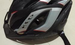 Cyclist safety helmet. Self collect at Hougang/One
