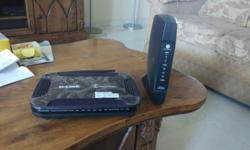 Used D-Link Starhub DVG-N5402SP VOIP Router plus