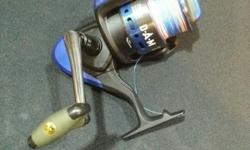 with 30lb colorline without box never use before.