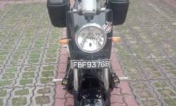 Daelim B Bone 125cc Excellent condition. Served me very