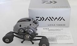 selling away brand new daiwa lexa 100hs for a cheap