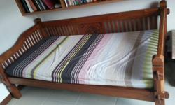 Daybed - still in good condition, including mattress