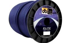 Soft Touch Power Wire 8-Gauge Blue Power Wire 250 Ft