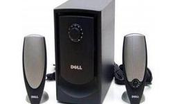 New unused Dell A425 2.1 PC Speaker System. This is