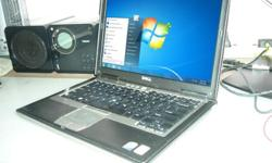 Reconditioned business class DELL Latitude D620 Laptop