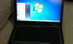 Dell Latitude D620 Laptop - Intel Core Duo T2300