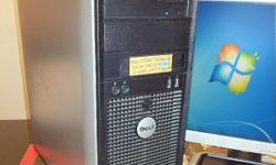 Sale of reconditioned DELL OPTIPLEX 745 Powerful