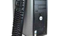 Hi, Have one Dell Optiplex 755 Dektop tower with 17'