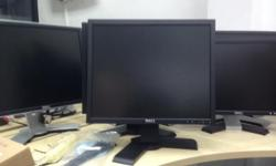 15 Dell monitors available, more than 3 purchase sgd 40