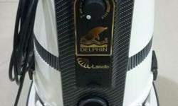 Delphin S8 latest model. 7 months old. Used 4 times.