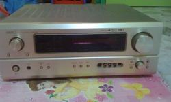 Hi,  Selling Used Denon 1803 AVR @S$180. Mint condition