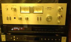 Fully working condition digital tuner. Upgraded with FM