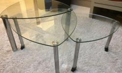 MOVING SALE! Designer coffee table, original price