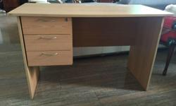 - Desk / Writing table in good condition - 60X120cm.