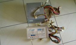 2 nos of desktop power units for sale. in working
