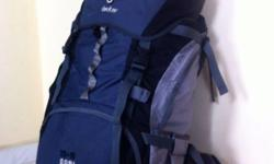 Original Deuter (German company) GOBI (H2O) 55+10