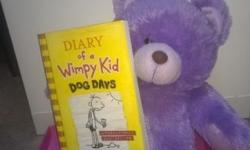 Diary of a Wimpy Kid - Dog Days - Almost New - Just