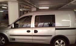 Opel Diesel Van (Auto) for monthly rental / leasing -