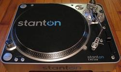 Stanton T.92 USBThe T.92 USB is a direct-drive