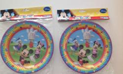Heavily discounted leftover (unused, pack) Mickey Mouse