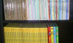 These are used books, not for fussy buyer. Can view to