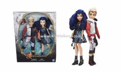 Disney Descendants Two-Pack Evie Isle of the Lost and