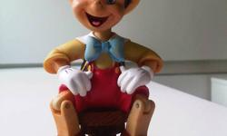 Hi, I am selling an extra Pinocchio bobble head