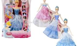 Please msg 91548811 Disney Princess 2-In-1 Ball gown