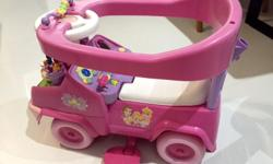 Pre-owned Disney Princess Kiddy Ride up for sale to