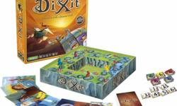 Dixit (Cover Art May Vary) Age: 8+ Price: 42 SGD - 3 to