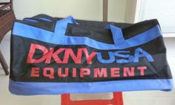 DKNY USA genuine sports equipment bag (NEW) L68 cm W35