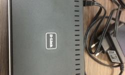 Dlink Dir-615 Wireless N Router in good working