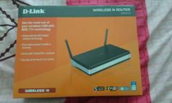 Used router for sale, had used for about 2 years. Still