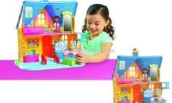 Please msg 91548811 Doc McStuffins Clinic Doll House