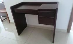 Selling due to relocation abroad Desk / Dressing table