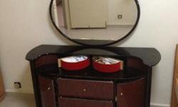 Dressing table is for sale. Item is in good condition.