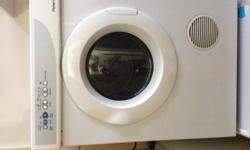 Front loading Dryer available immediately Fisher and