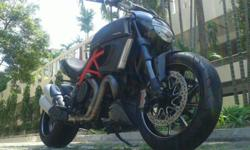 The beautiful beast - Ducati Diavel Carbon - very well