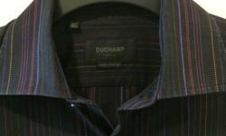 Duchamp Shirt only $25, Size 15.5 Excellent Condition