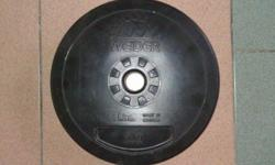 On sale here is ONE piece (NOT 1 pair) used Weider