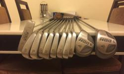 Rarely used, very new high-quality Dunlop Golf Set with