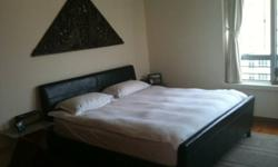 REDUCED TO SELL DUNLOPILLO 1068 Bedframe King Size 6'