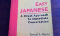 I have one packet size easy japanese a direct approach