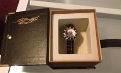 Ed Hardy 'Love Kills' Ladies Watch Bought in September