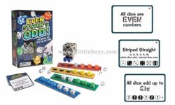 Educational Insights Even Steven's Odd! Age: 7+ Price: